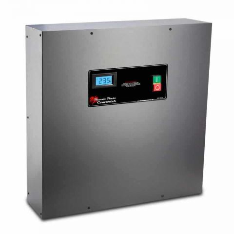 Phase Converter Panel-60 HP-Yes-220