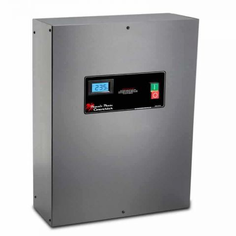Phase Converter Panel-25 HP-Yes-440