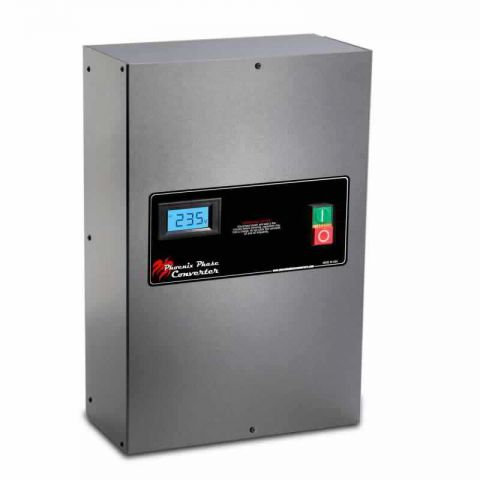 Phase Converter Panel-15 HP-Yes-220