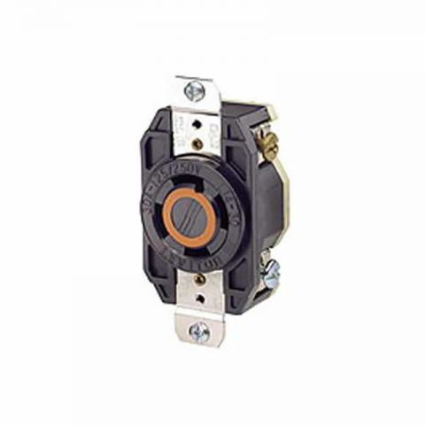 Twist-Lock Outlet (NEMA L14-30)