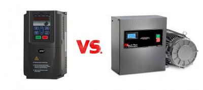 What is the difference between VFD and Rotary Phase Converters?