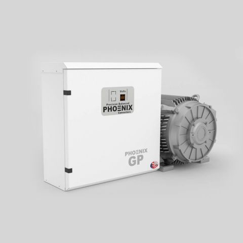 30 HP Rotary Phase Converter - GP30NL Single Phase to Three Phase Converter