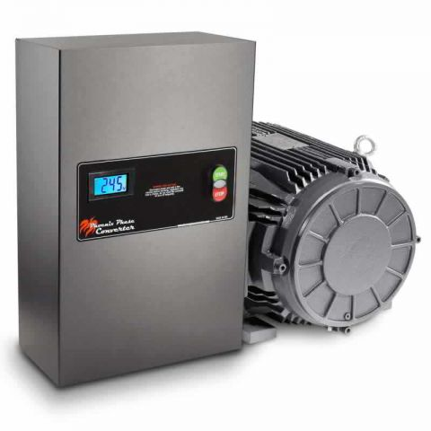20 HP Phase Converter - GP20PL