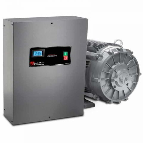 25 HP Phase Converter - GP25PL
