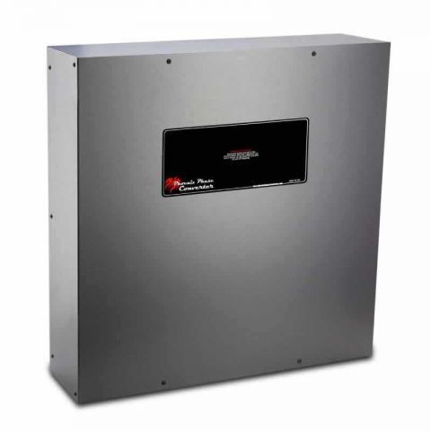 Phase Converter Panel-50 HP-No-220