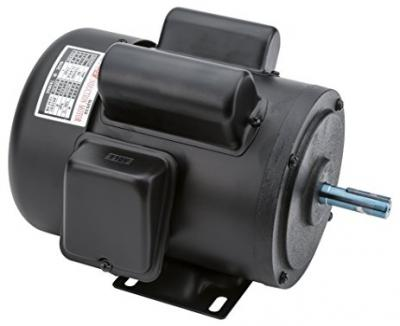 How does the cost of a phase converter compare to that of replacing three-phase motors with single-phase ones?