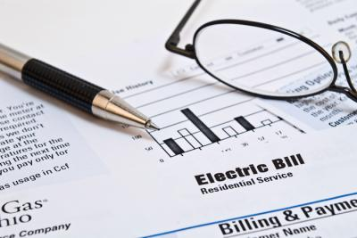 Will running a phase converter affect my utility bill?